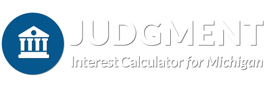 Judgment Interest Calculator
